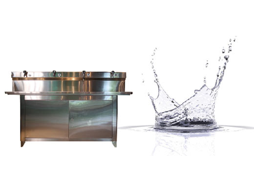 公众饮水反渗透净水机
