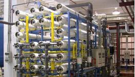 纯水系统相关技术