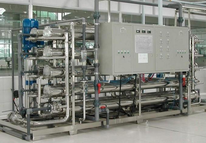 电子行业水处理设备